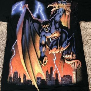 🔥NWT 1994 Vintage Gargoyles All-Over Shirt🔥